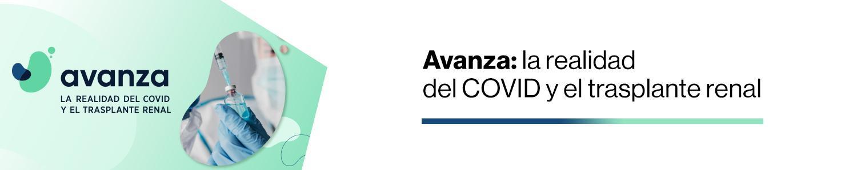 Avanza - Trasplante renal y COVID